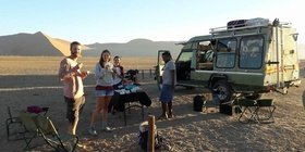 Namibian Safari Adventure