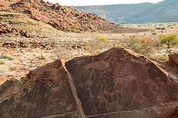Twyfelfontein Damaraland